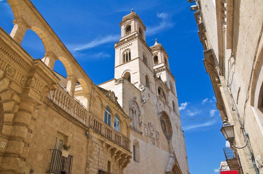 Alberobello, Altamura e Matera