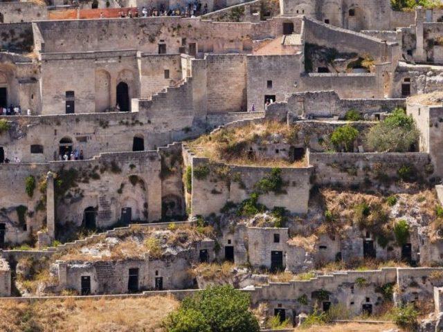 Sassi of Matera and Rock Churches
